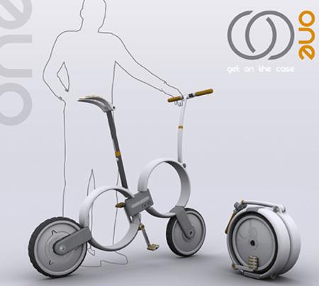 """""""ONE""""折叠自行车"""