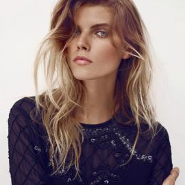 Maryna Linchuk for H&M