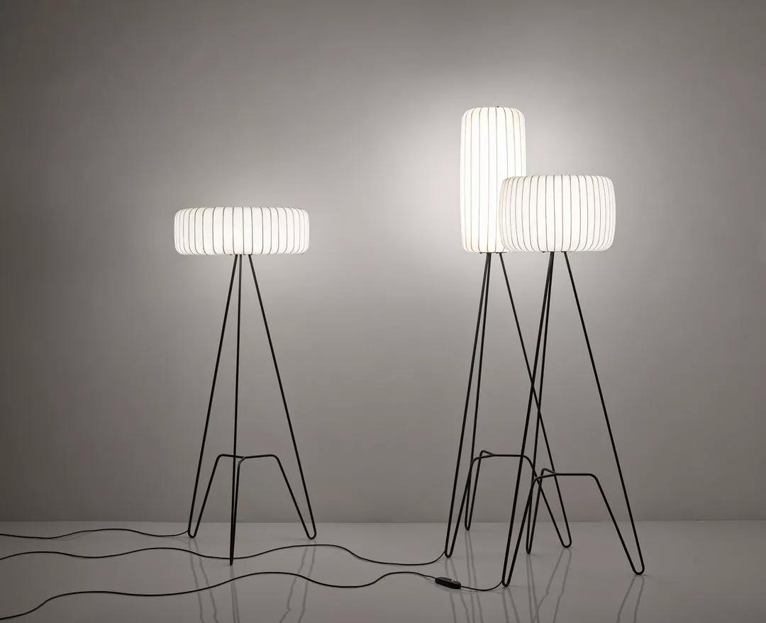 可作为吊灯或落地灯使用的灯具