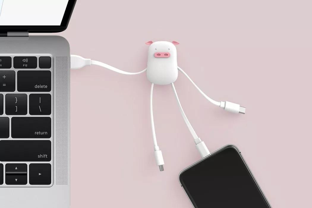 个性十足的USB适配器