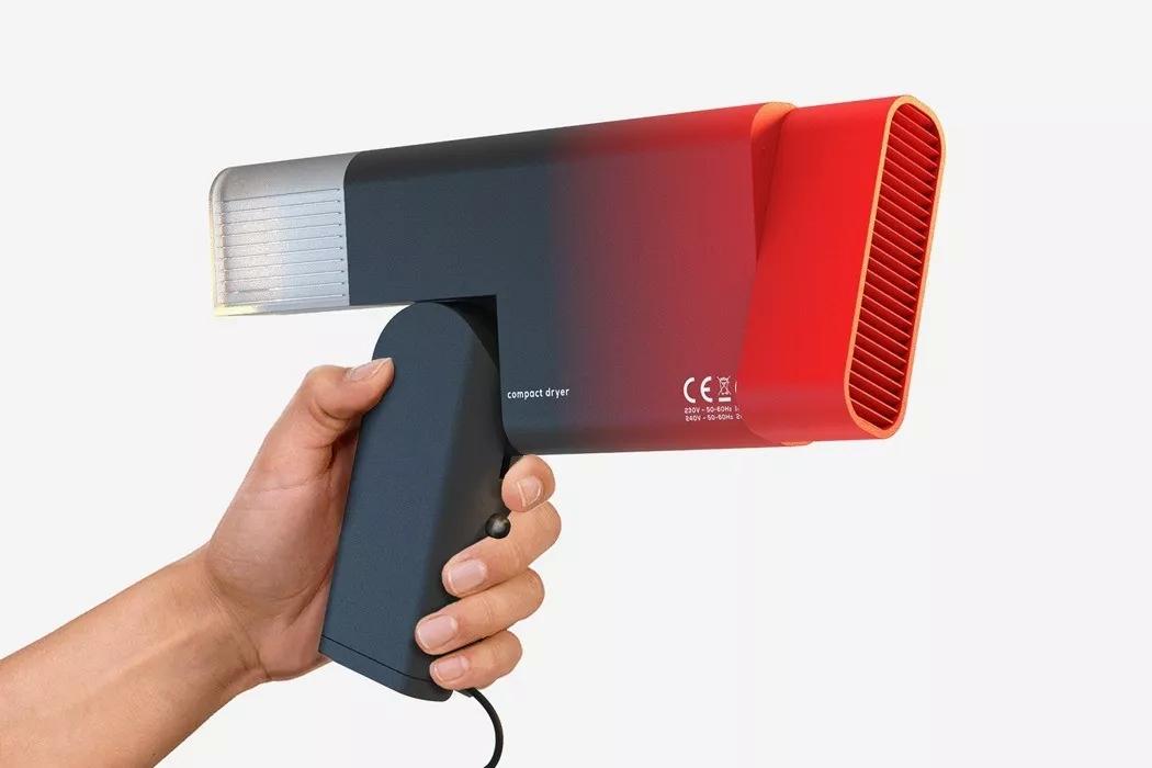 便携式超声波吹风机