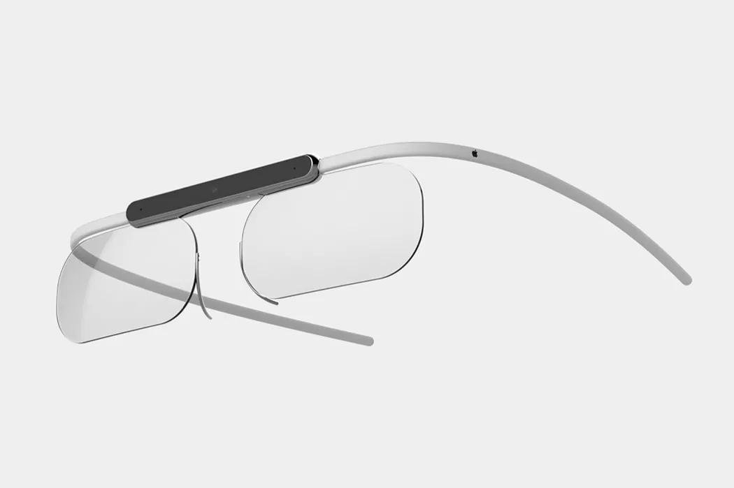苹果AR智能眼镜概念设计