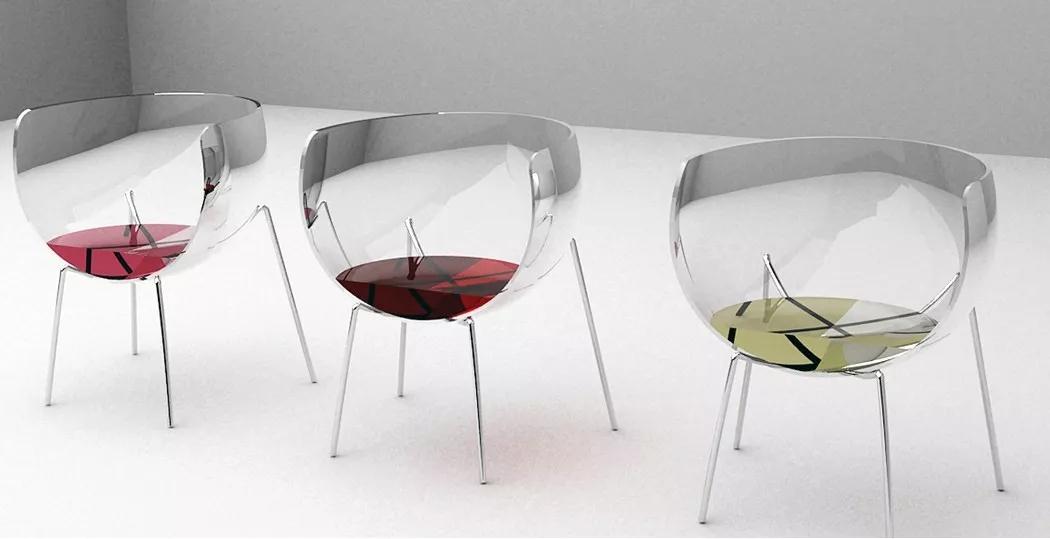 葡萄酒椅子